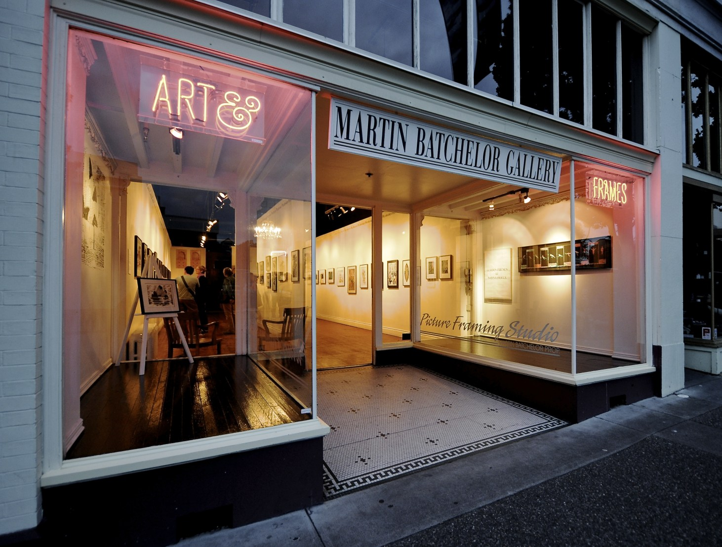 Martin Batchelor Gallery
